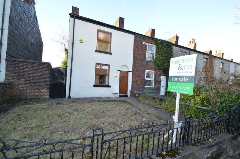 2 Bedrooms Cottage House for sale in Moss Lane, Whitefield, Manchester, M45