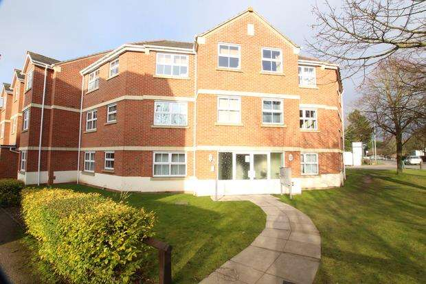 2 Bedrooms Apartment Flat for sale in Buttermere Close, Melton Mowbray, LE13