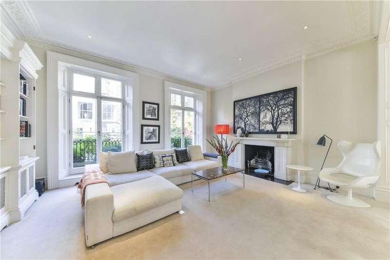5 Bedrooms Terraced House for sale in Palace Gardens Terrace, Kensington, London, W8