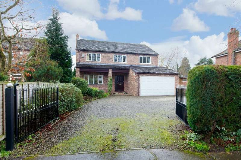 4 Bedrooms Detached House for sale in 36 The Horseshoe, York