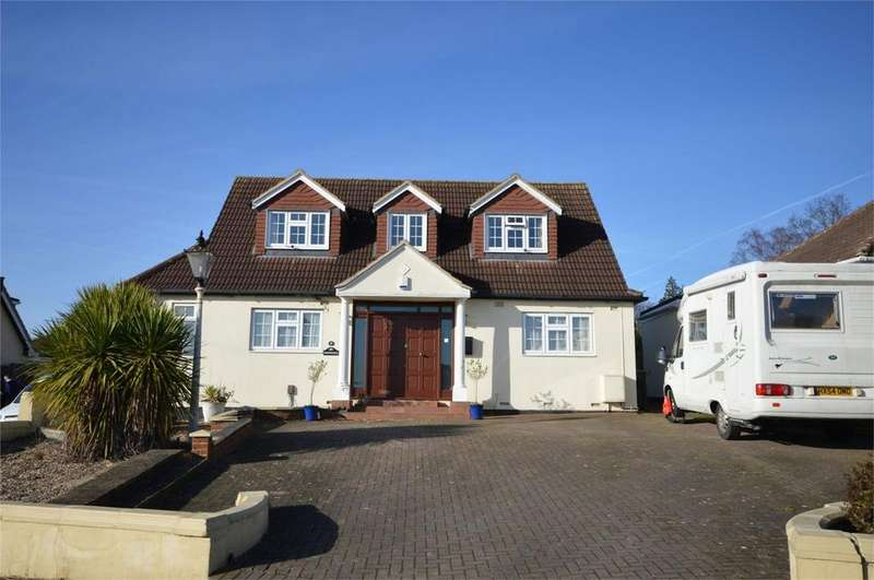 5 Bedrooms Detached House for sale in 42 Bower Hill, EPPING, Essex