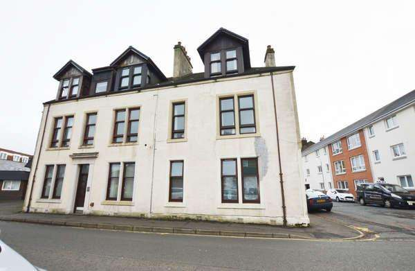 1 Bedroom Flat for sale in 20E Brisbane Road, Largs, KA30 8LF