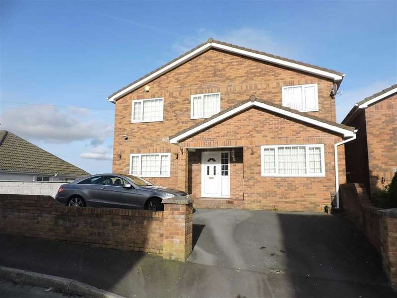 6 Bedrooms Detached House for sale in Francis Road, Morriston