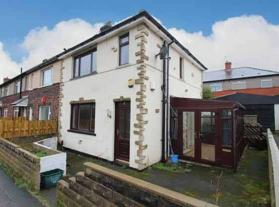 3 Bedrooms Semi Detached House for sale in Backhold Lane, Halifax, West Yorkshire, HX3 9DR