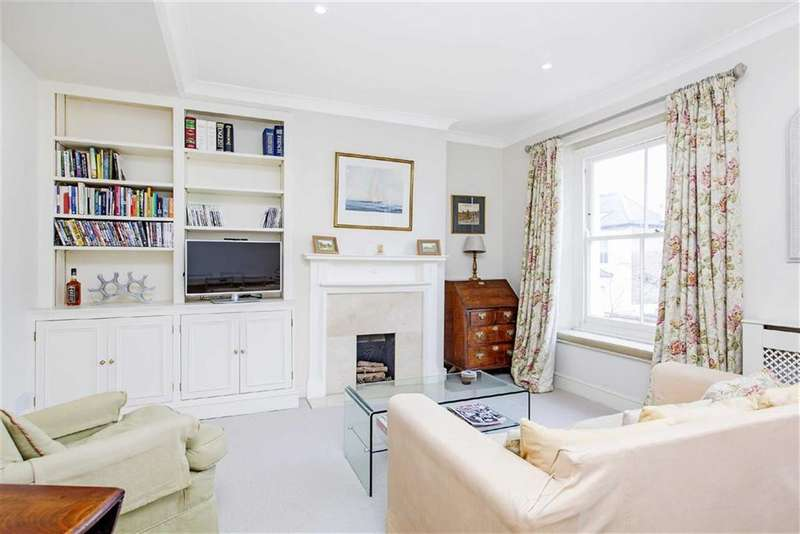 2 Bedrooms Maisonette Flat for sale in Broughton Road, Fulham, SW6