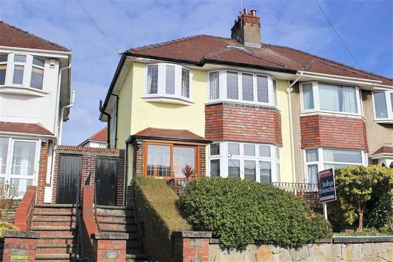 3 Bedrooms Semi Detached House for sale in Hazel Road, Uplands