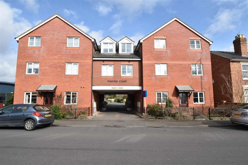 2 Bedrooms Flat for sale in Checketts Lane, Worcester
