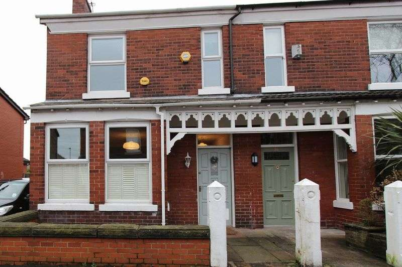 3 Bedrooms Terraced House for sale in Gardner Road, Prestwich, Manchester