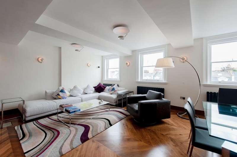 3 Bedrooms Flat for sale in Queens Gate Terrace, South Kensington, London SW7