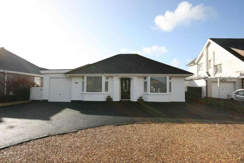 2 Bedrooms Detached Bungalow for sale in 138 Deganwy Road, Llanrhos, LL30 1NE