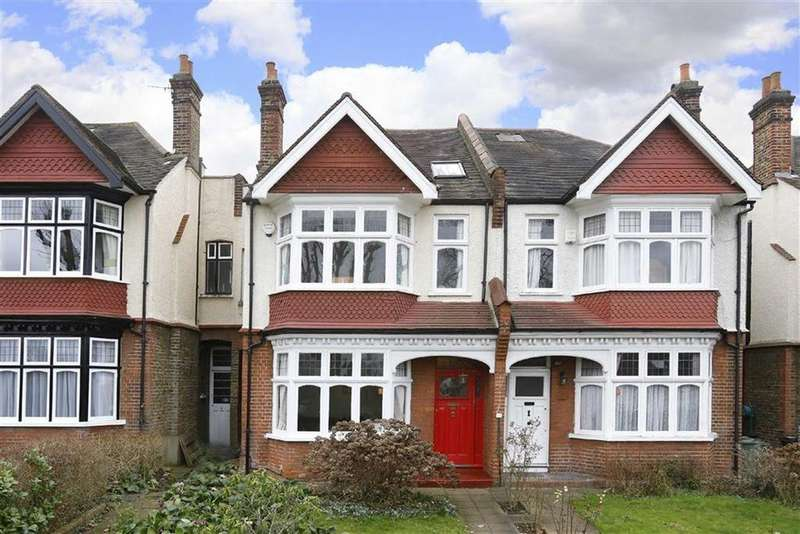 4 Bedrooms Semi Detached House for sale in Rosendale Road, London
