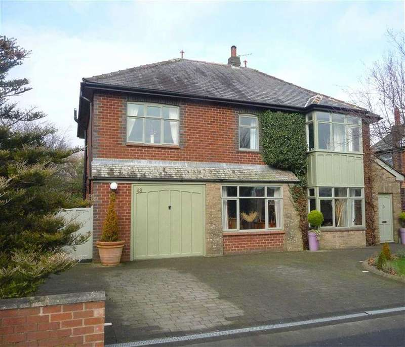 5 Bedrooms Detached House for sale in Coppull Moor Lane, Coppull, PR7