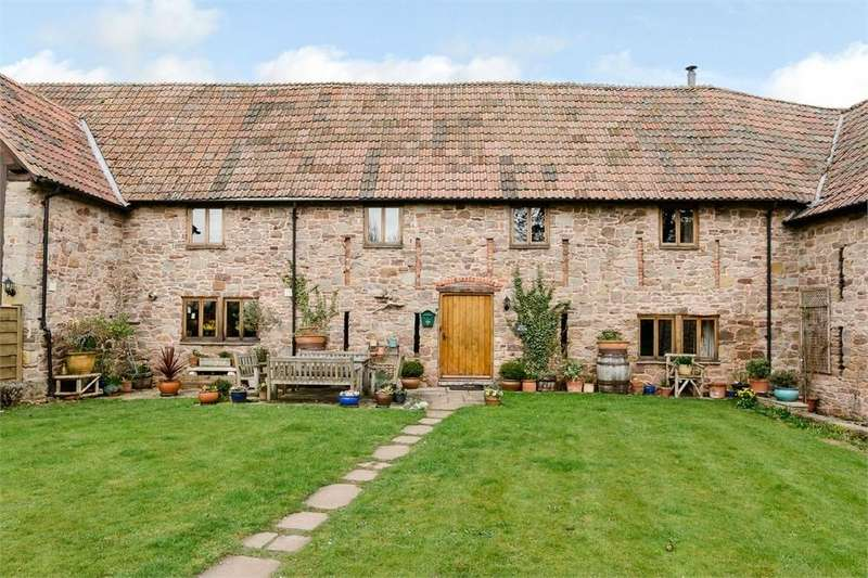 5 Bedrooms Terraced House for sale in Brinsop, Herefordshire