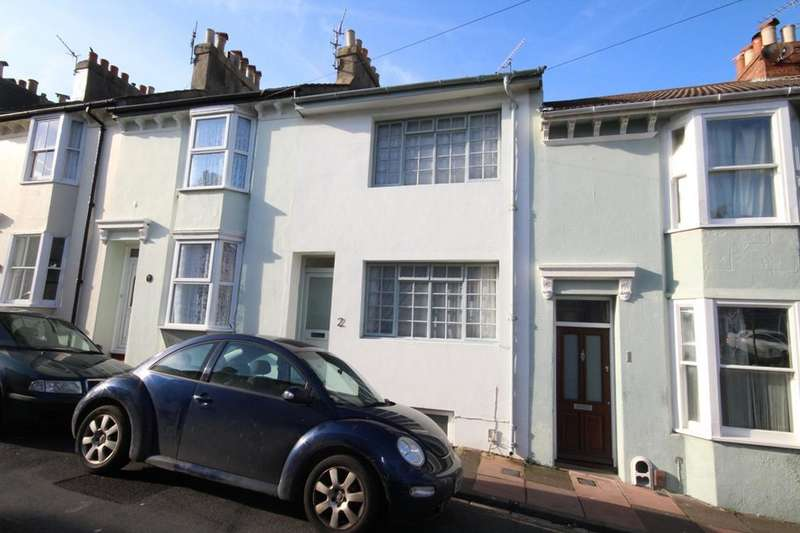 2 Bedrooms Terraced House for sale in Quebec Street, Brighton BN2