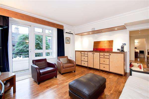 2 Bedrooms Flat for sale in PORTSEA HALL, HYDE PARK, W2