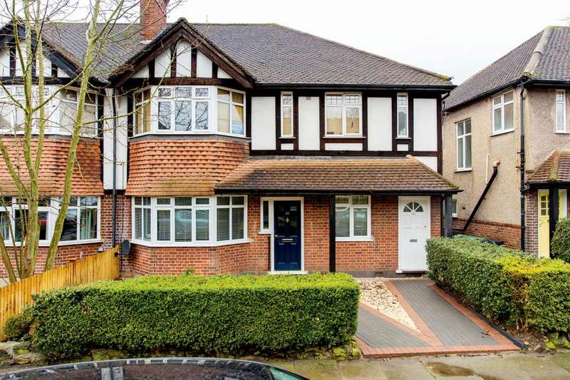 2 Bedrooms Flat for sale in Woodleigh Gardens, SW16
