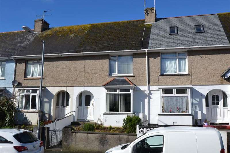 2 Bedrooms Terraced House for sale in 77 Trevethan Road, Falmouth
