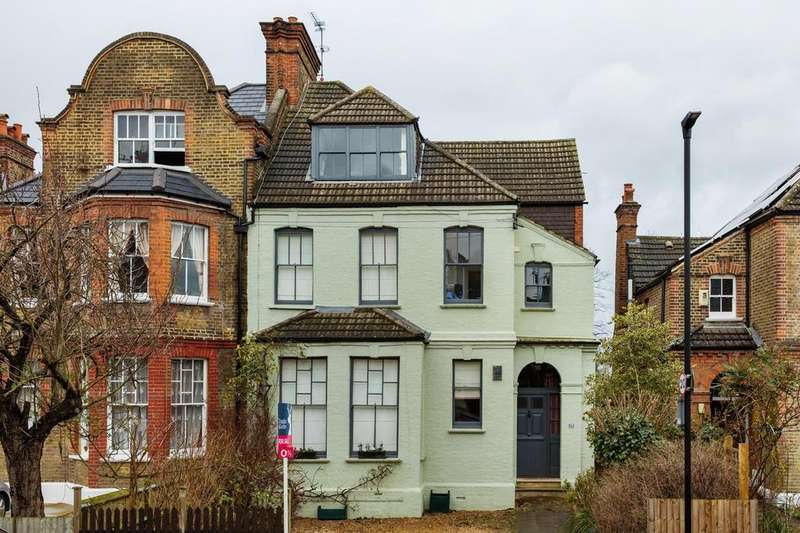 5 Bedrooms Terraced House for sale in Killieser Avenue, SW2