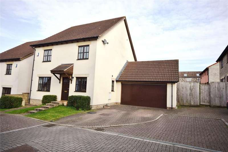 5 Bedrooms House for sale in Cartwright Close, Coxley, Wells, Somerset, BA5