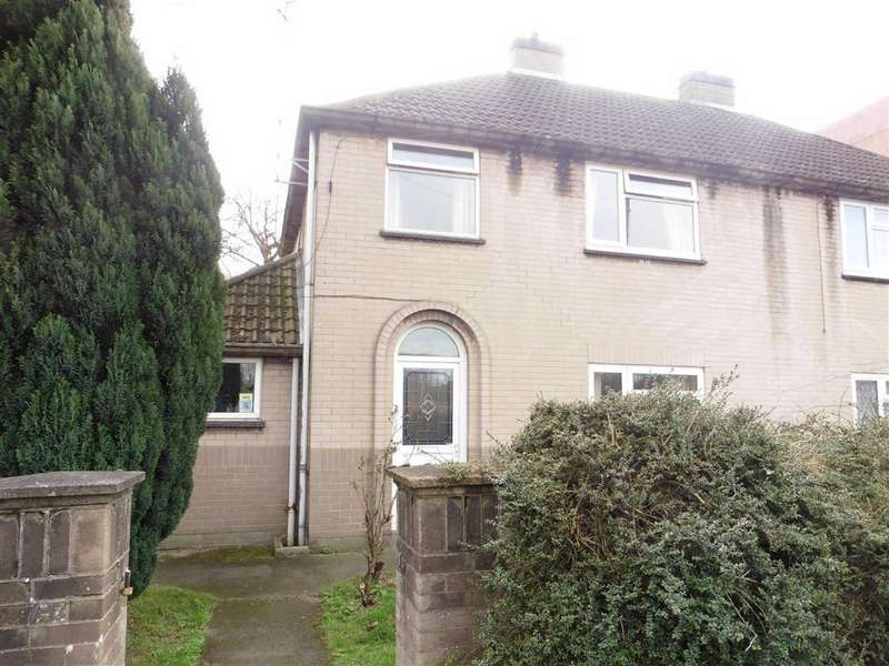 3 Bedrooms Semi Detached House for sale in Kings Road, Spalding