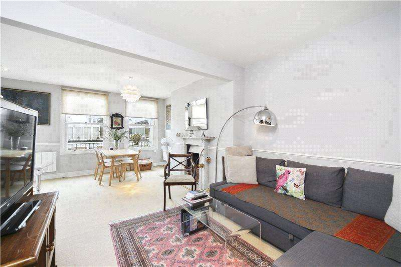 2 Bedrooms Flat for sale in Sinclair Gardens, Brook Green, London, W14