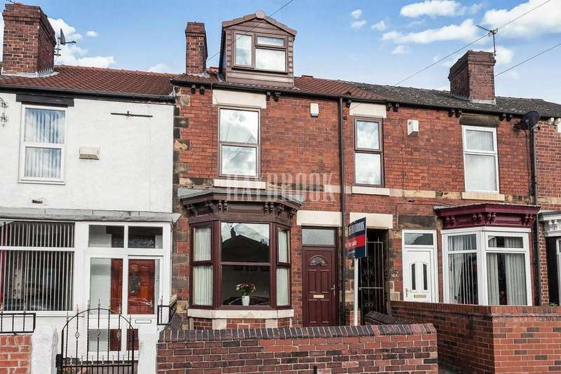 3 Bedrooms Terraced House for sale in Middle Lane, Clifton