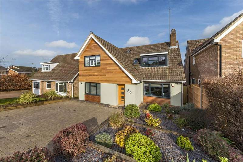 4 Bedrooms Detached House for sale in Tuffnells Way, Harpenden, Hertfordshire