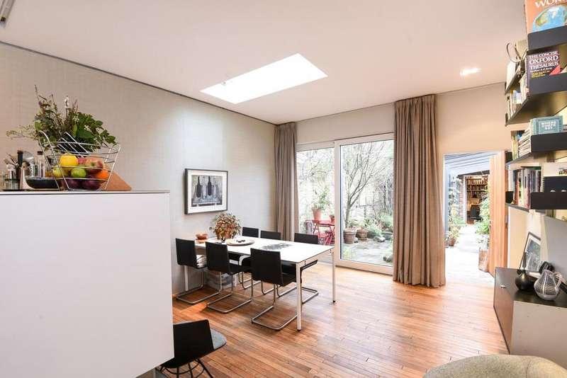 2 Bedrooms Terraced House for sale in Herne Hill Road, Herne Hill, SE24