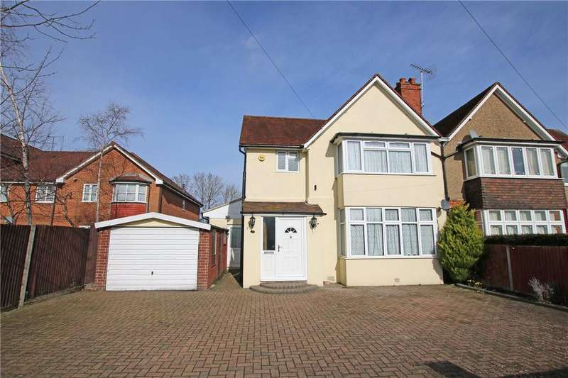 3 Bedrooms Semi Detached House for rent in Whitley Wood Road, Reading, Berkshire, RG2