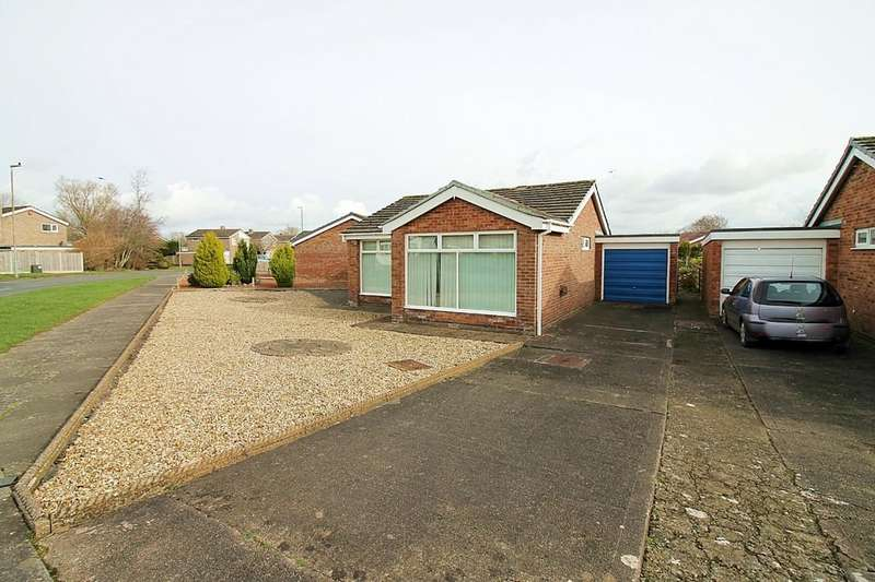 2 Bedrooms Detached Bungalow for sale in Castlesteads Dive, Carlisle