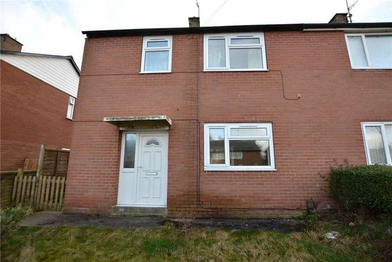 2 Bedrooms Semi Detached House for sale in Harley Terrace, Leeds, West Yorkshire