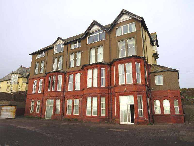 3 Bedrooms Ground Flat for sale in Burnett House, The Banks, Seascale, Cumbria