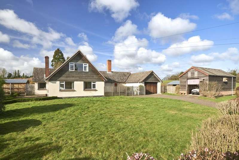 4 Bedrooms Detached House for sale in Stone Street, Boxford