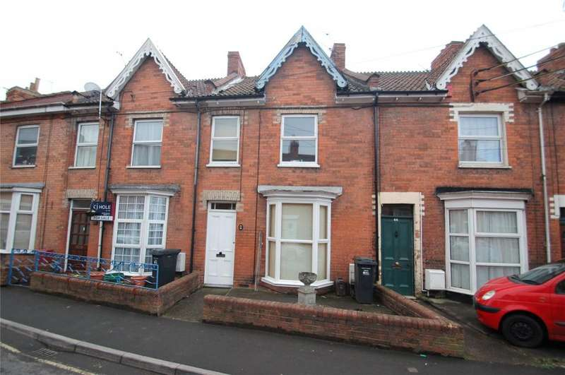3 Bedrooms Terraced House for sale in Old Taunton Road, Bridgwater, Somerset, TA6