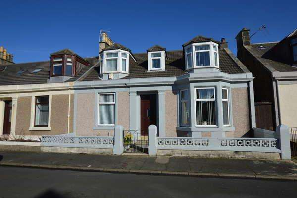 4 Bedrooms End Of Terrace House for sale in 23 Eglinton Street, Saltcoats, KA21 5DE