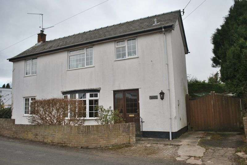 3 Bedrooms Cottage House for sale in SHORTSTANDING, NR. COLEFORD, GLOUCESTERSHIRE