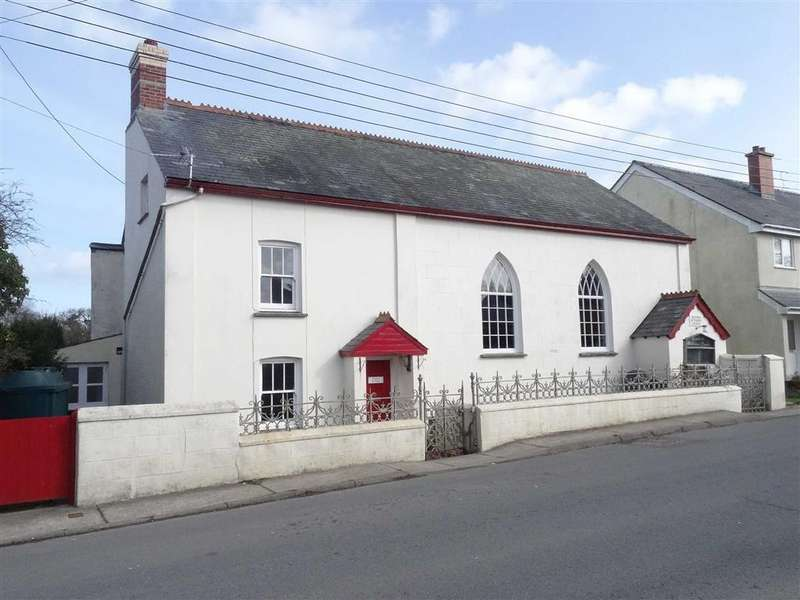 3 Bedrooms Semi Detached House for sale in Beaford, Winkleigh, Devon, EX19