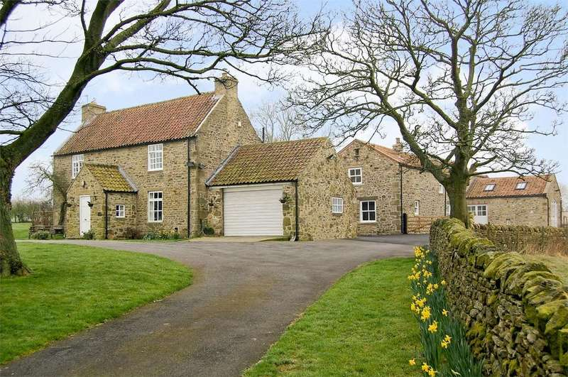 5 Bedrooms Detached House for sale in Hamsterley, Bishop Auckland, County Durham