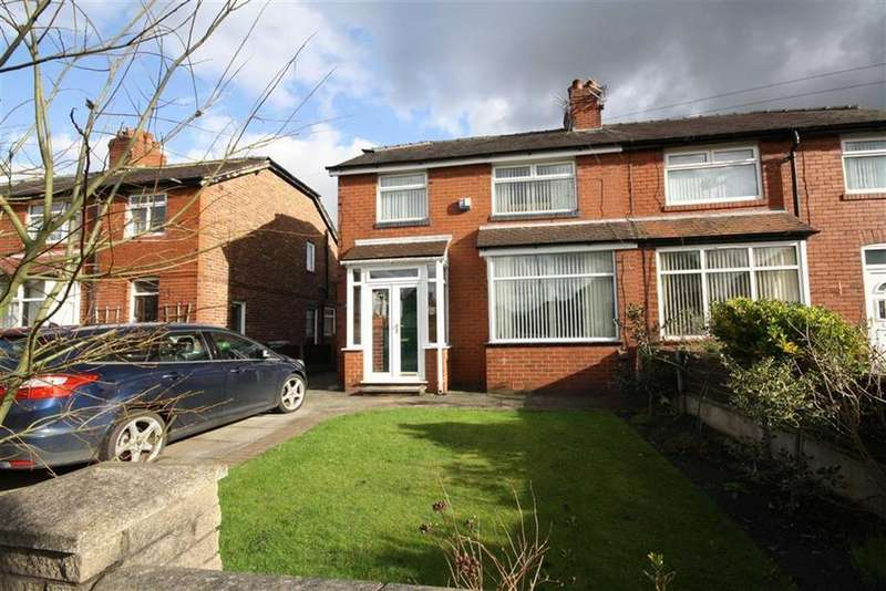 3 Bedrooms Semi Detached House for sale in Winstanley Road, Sale
