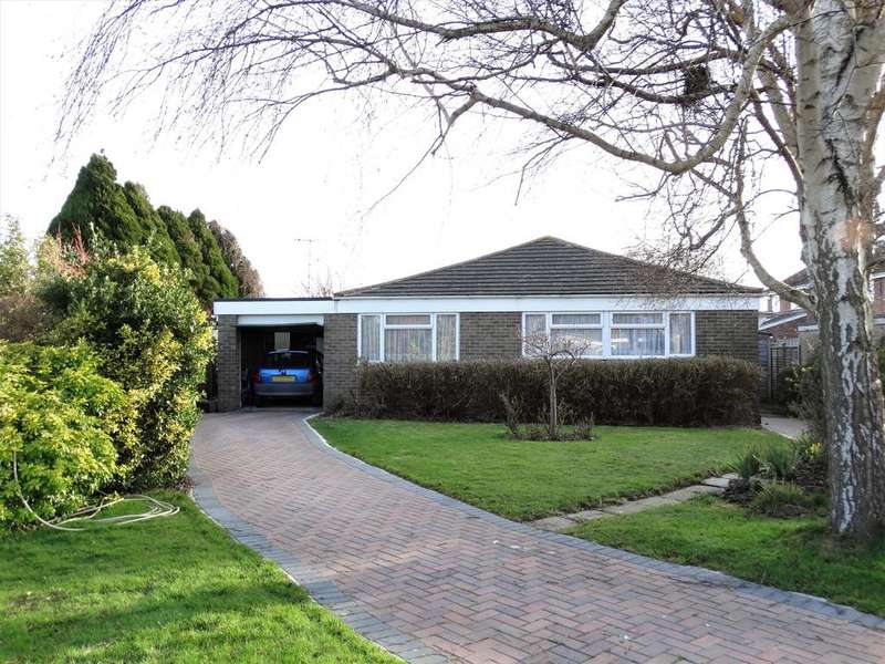 3 Bedrooms Detached Bungalow for sale in Walberton Close, Felpham