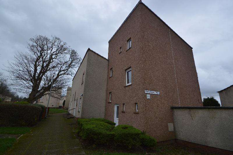 3 Bedrooms Terraced House for sale in Fencedyke Way, Irvine, North Ayrshire, KA11 1LW