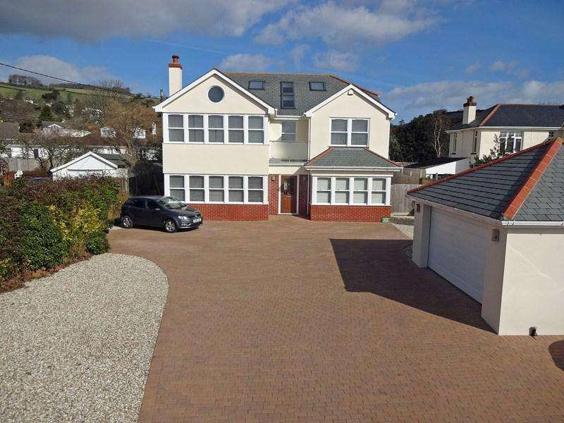 6 Bedrooms Detached House for sale in Newton Road, Bishopsteignton, Teignmouth