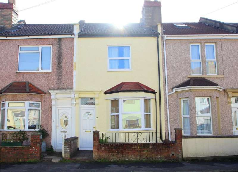 3 Bedrooms Terraced House for sale in Jasper Street, The Chessels, Bristol, BS3