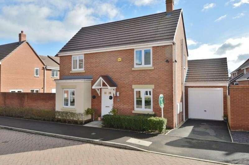 3 Bedrooms Detached House for sale in Brindley Road, Hawksyard