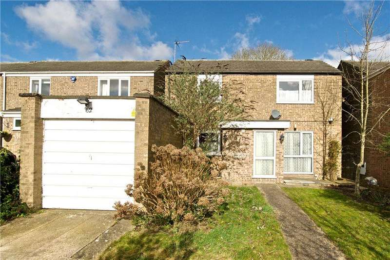 3 Bedrooms Detached House for sale in Dinglederry, Olney, Buckinghamshire