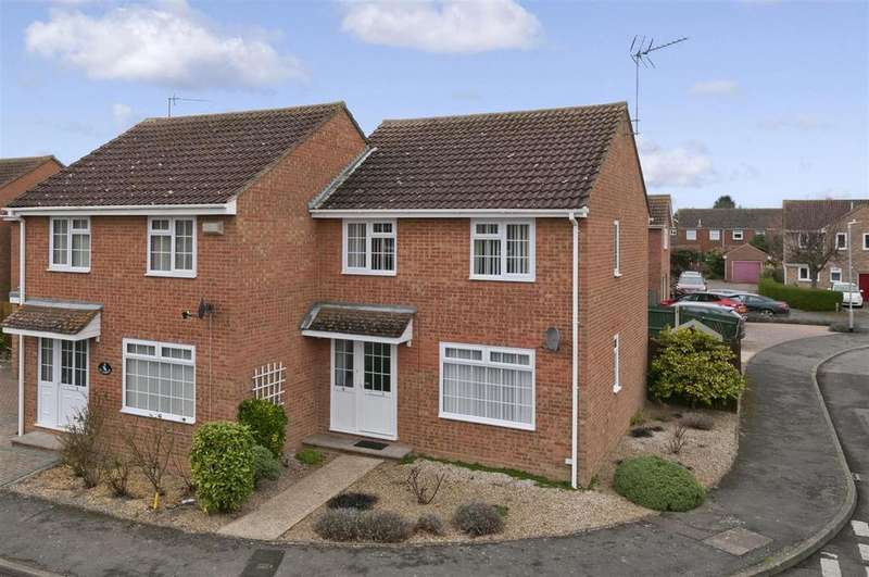 3 Bedrooms Semi Detached House for sale in Le Temple Road, Paddock Wood