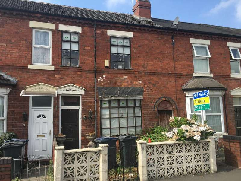 3 Bedrooms Terraced House for sale in Wyrley Road, Witton, Birmingham B6