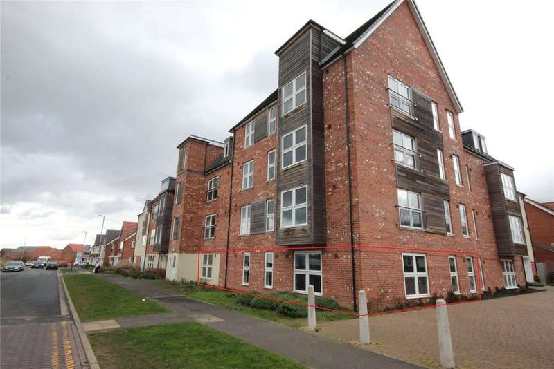 3 Bedrooms Flat for sale in Sorrel Road, Grimsby, DN34