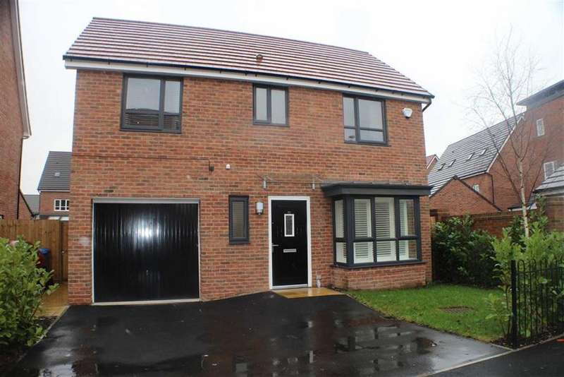 3 Bedrooms Detached House for sale in Mallow Drive, New Broughton, Salford