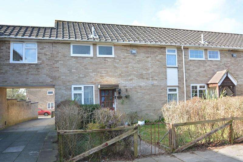 2 Bedrooms Terraced House for sale in Hutton Square, Andover